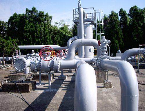 中油天然氣-朳子岡金屬塗裝