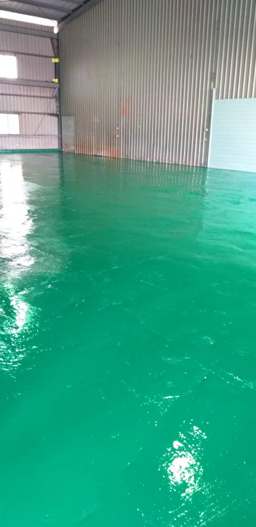 環氧地板塗裝工程
